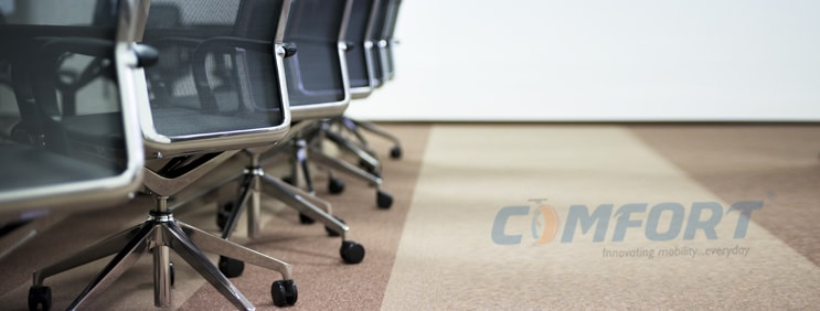 Importance of Good Castor Wheels for Office Chairs
