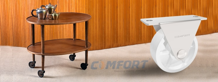 Innovating Furniture with Castor Wheels