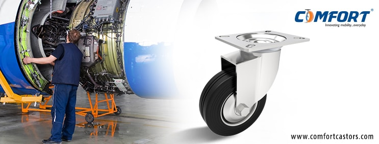 How Caster Wheels Make the Life Simpler and Convenient?