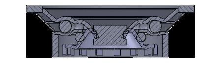 Comfort Castors 113c14222b1f4f73a591d76946cc713c Medium Duty CI Castor (MEDIUM DUTY CASTOR)