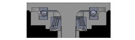 Comfort Castors 916b794afab1447e9c5a30a641887a16 Herclues Castor CI PU (HERCULES CASTOR)