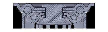 Comfort Castors a022071ada7043ddbc4f601ae35e5631 High Temperature Castor (SPECIALISED CASTOR)
