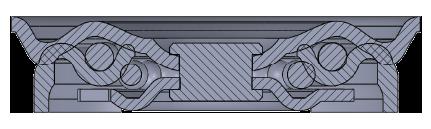 Comfort Castors dde6613235294c97a4db1855fa48f7f5 Scaffolding Castor Rubber (SPECIALISED CASTOR)