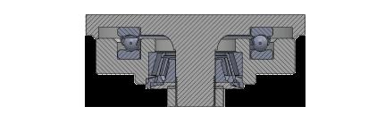 Comfort Castors df45b7ae9ae94b5d96857ca62e917d3f Dual Wheel Castor (SPECIALISED CASTOR)