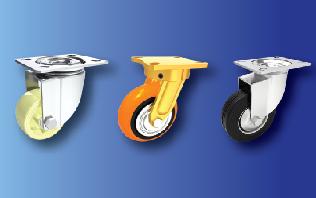 Does Castor Wheel diameter Matter ?