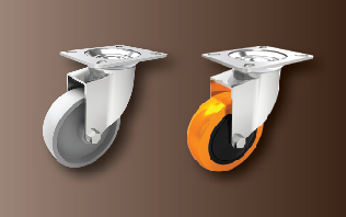 Soft versus Hard surface castors & when to Use Each