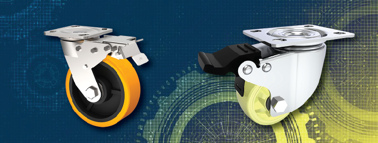Comfort Castors 1b-01 5 Ways castor wheels can save your company time & increase efficiency